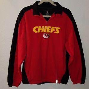 Reebok | Kansas City Chiefs Fleece Pullover